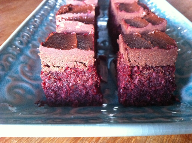 Chef Pete Evans' Chocabeet Cake