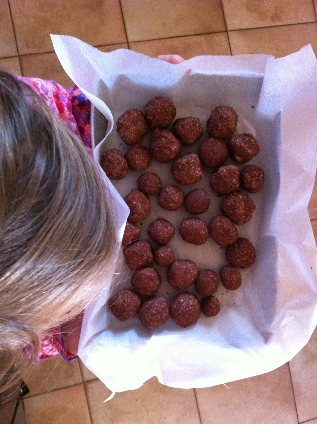 Coco-Choc Balls
